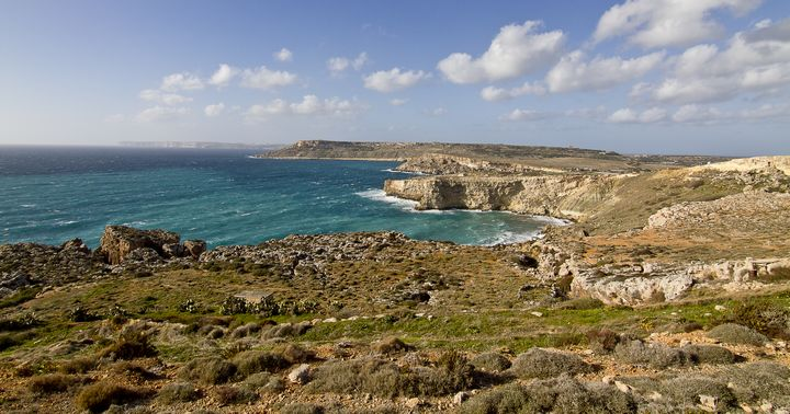 Free guided walks at Majjistral Nature and History Park on Sunday