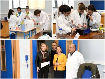Malta Junior Science Olympiad for science students held in Gozo