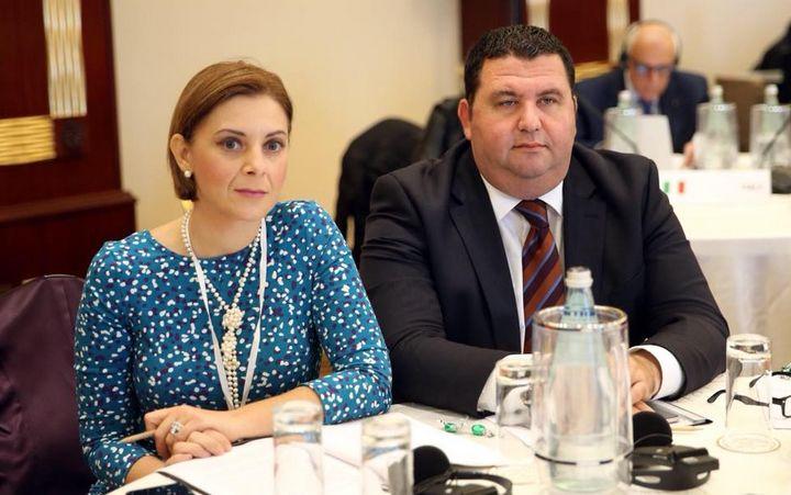 Gozo Minister heads Maltese delegation for Mediterranean conference