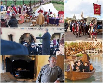 Bethlehem f'Ghajnsielem has a busy weekend for visitors