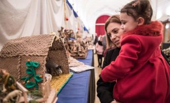 Annual Crib Exhibition opened at the Ministry for Gozo