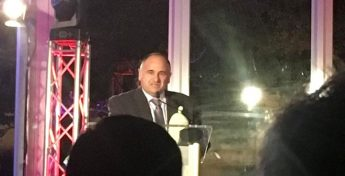 Gozitan Victor John Curmi presented with Manager of the Year Award