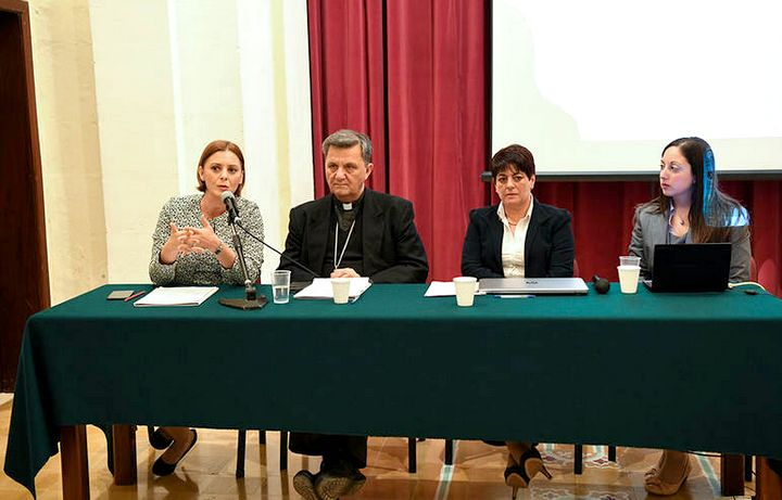 Domestic violence discussed in Ministry for Gozo conference