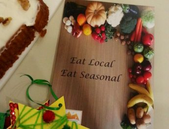 Eat Local, Eat Seasonal: Book launch by Gozo College Secondary School