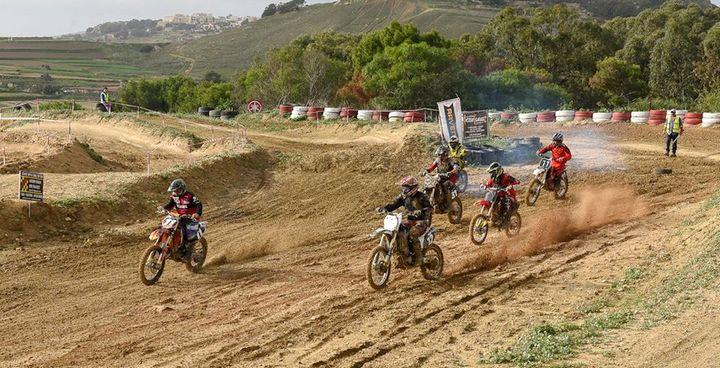 Third Round of the Yamaha Gozo Motocross Championship on Sunday