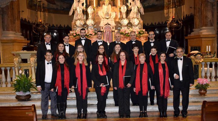 Gaulitanus Choir off on concert tour to East Anglia this month
