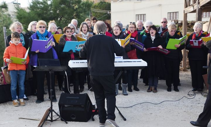Gozo Community Choir Christmas programme starting this week
