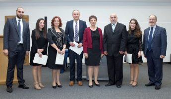 6 more Gozitan students qualify as proofreaders of Maltese