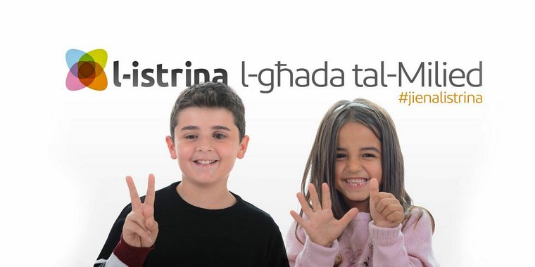 l-Istrina 12-hour fundraising marathon well underway