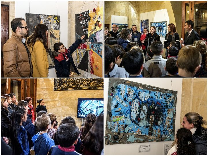 Tales of - Legends With Legs exhibition inaugurated at the Cittadella