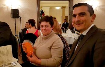 Gozitan Louise Bajada awarded a special mention volunteer award