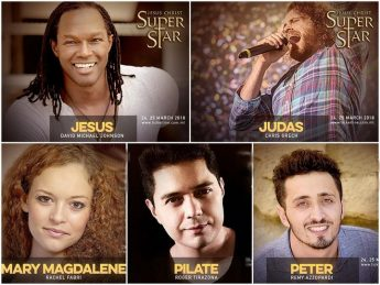 Cast announced for Jesus Christ Superstar at the Astra Theatre