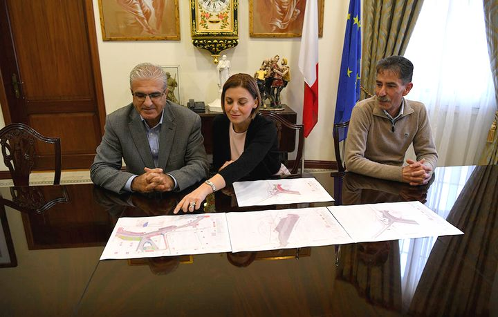 Marsalforn promenade masterplan launched by the Ministry for Gozo