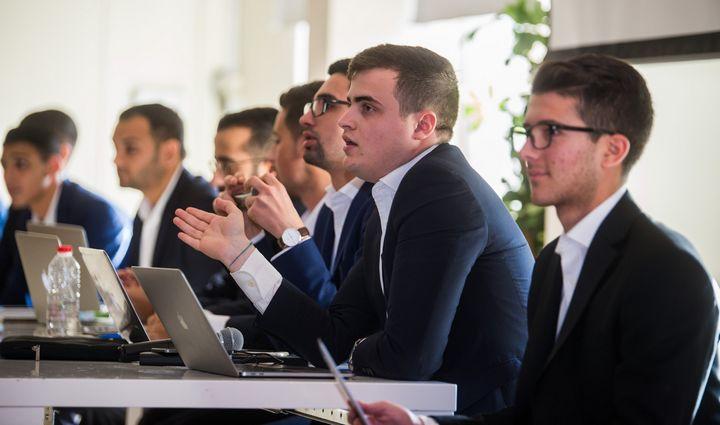New Executive Committee for Studenti Demokristjani Maltin