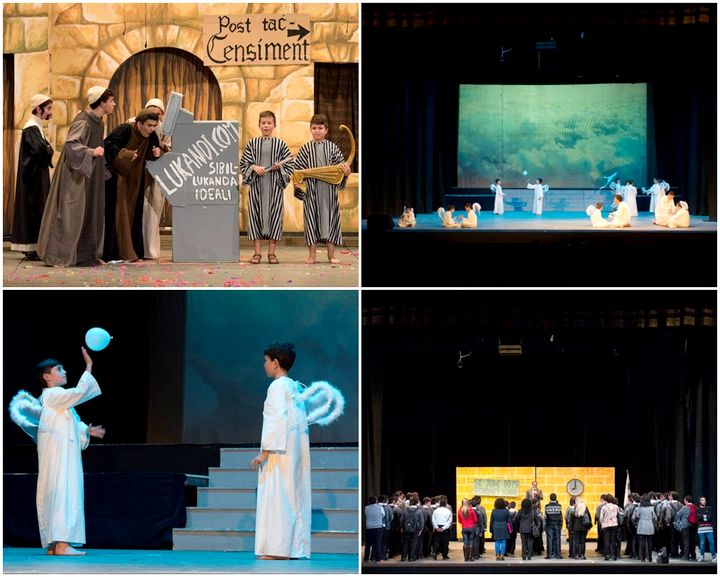 Minor Seminary Christmas production in Gozo is a huge success