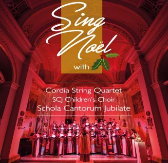Christmastime Concert: Sing Noël with Schola Cantorum Jubilate