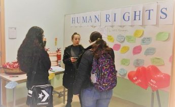 Sir M.A. Refalo Sixth Form Youth Hub Human Rights Activity