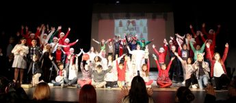 Victoria primary school children perform two Christmas concerts