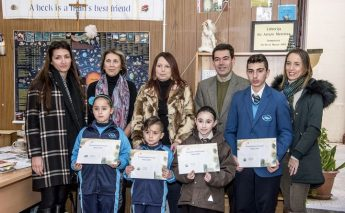 Gozo winners announced of the children's annual crib competition