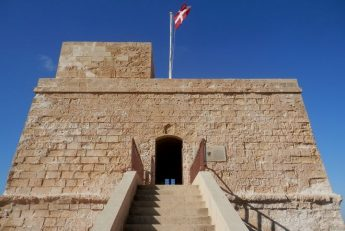 Share Gozo's unique heritage by becoming a volunteer at Dwejra Tower