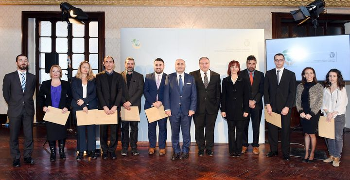 Gozo's ERRC one of nine NGOs to receive environmental funding