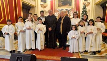 Ludwig and friends entertain in Gozo End of Season Epiphany Concert