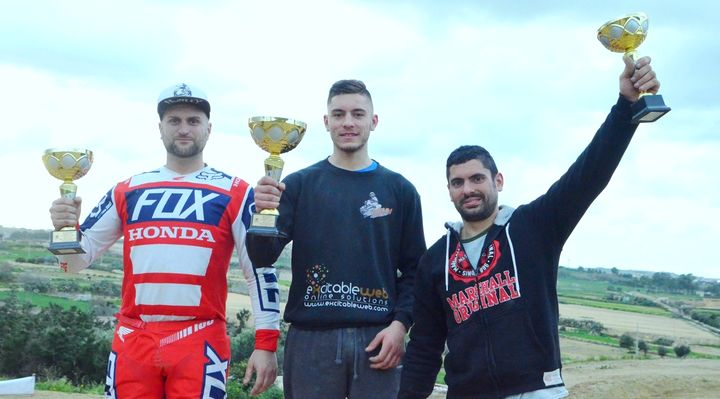 Great afternoon of racing for Gozo Motocross Championship - Round 4