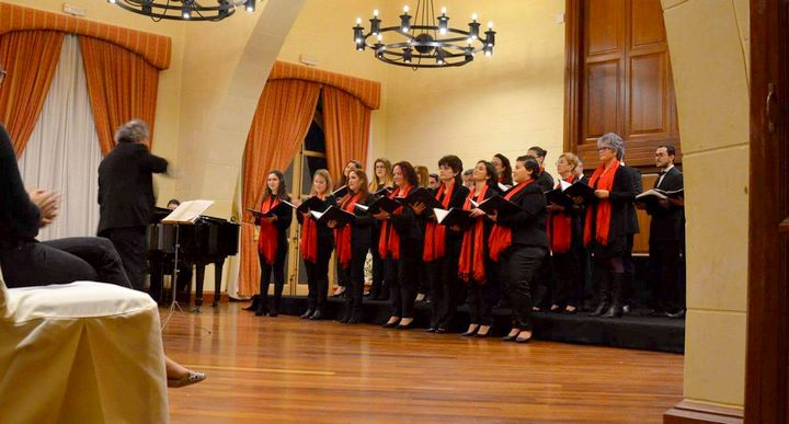 New Year starts in style with concert by the Gaulitanus Choir