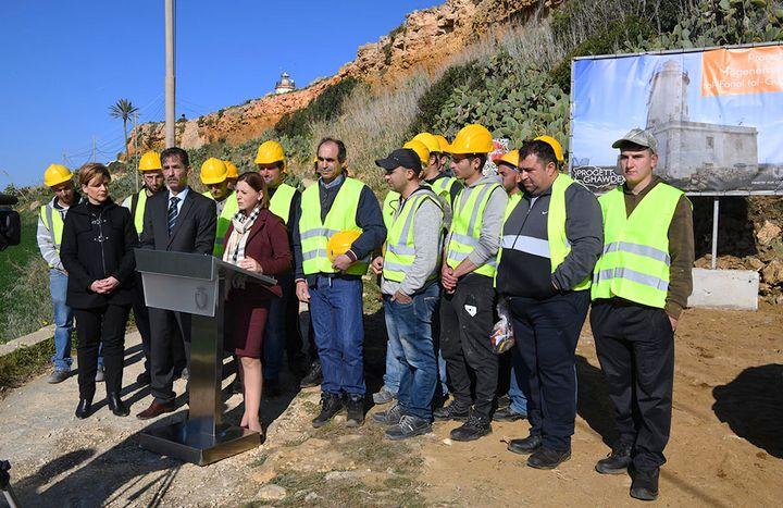 Gordan Lighthouse regeneration project to get underway