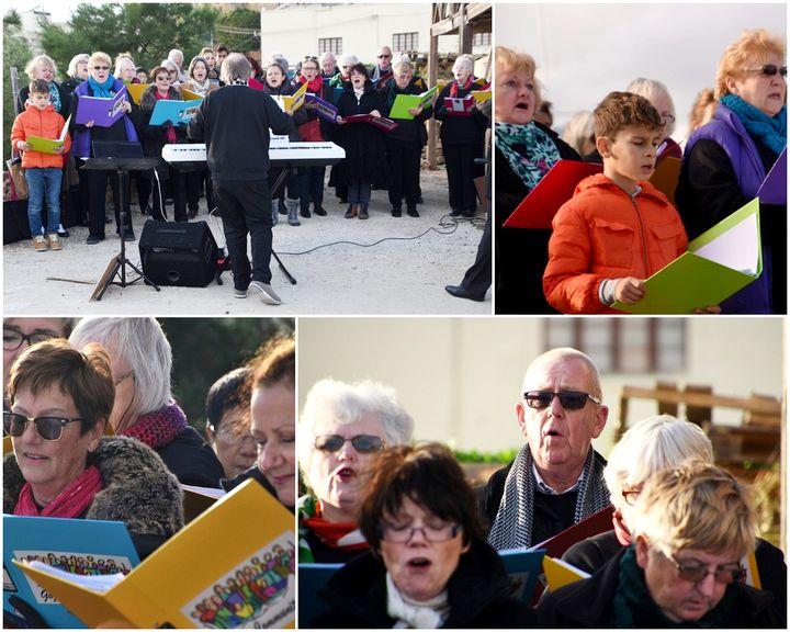 Help the Gozo Community Choir reach 100 members by Easter