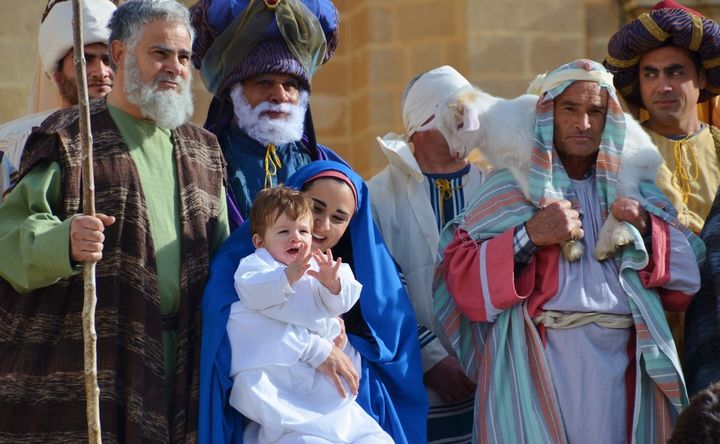Solemnity of the Epiphany of the Lord with Cavalcata Dei Re Magi