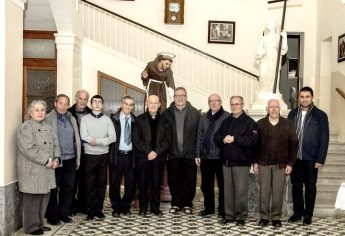 Mass celebrated for Gozitan journalists, writers and broadcasters