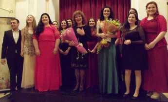 Miriam Gauci vocal master classes for the 12th edition of Gaulitana