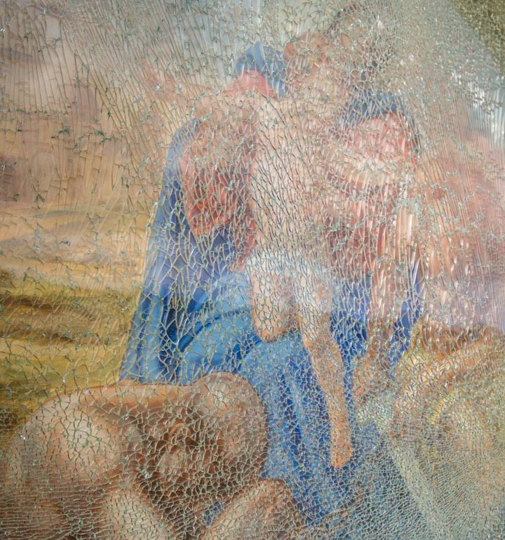 Gozo Ministry deplores vandalism on Pilgrims' Way fresco