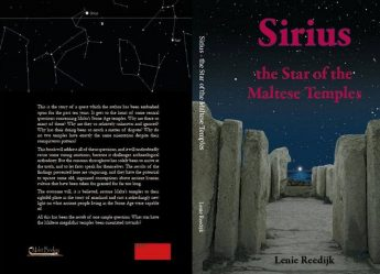 Sirius - the Star of the Maltese Temples: New book just launched