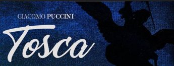 Online sales now open for Puccini's opera Tosca, at the Aurora