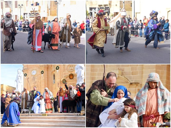 Celebrate the Feast of the Epiphany in Xaghra next Sunday