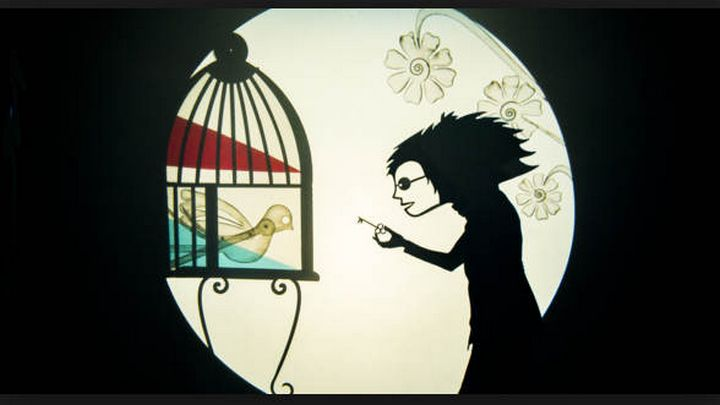 Luz Micro y Punto: Spanish shadow theatre company in Gozo