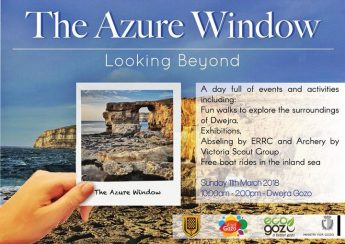 The Azure Window - Looking Beyond: Day of activities at Dwejra