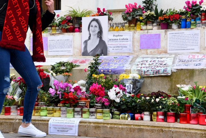 Civil Society Network appeals for Caruana Galizia shrine to be recognised