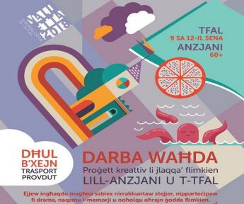 Darba Wahda starts in Gozo next month for children and the elderly