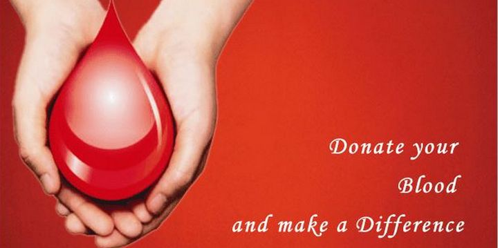Donate your blood