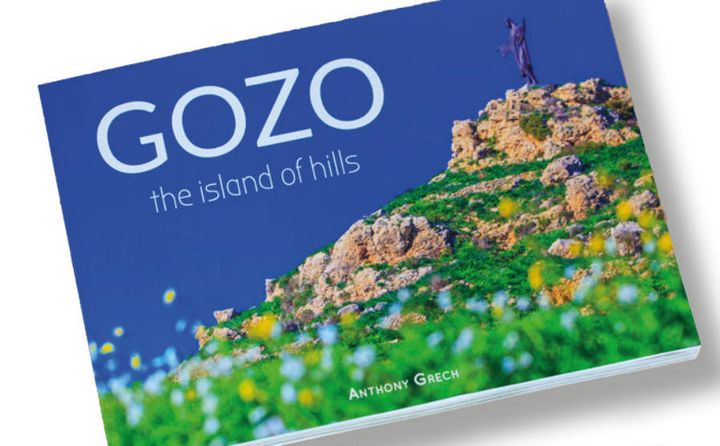 Gozo the Island of Hills - book launch at the Santa Cecilia Chapel