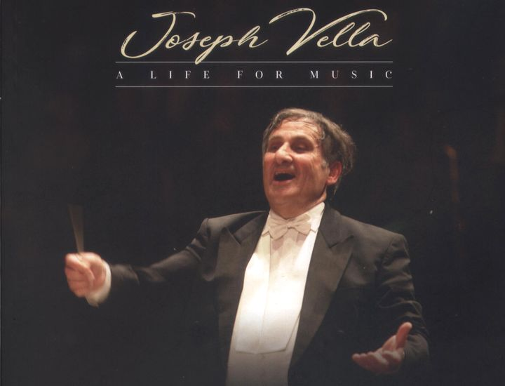 Last few days to view Prof Joseph Vella's A Life for Music exhibition