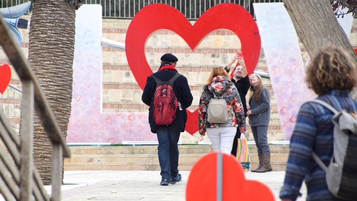 Valentine's in Gozo wooing visitors with romance in the Villa Rundle
