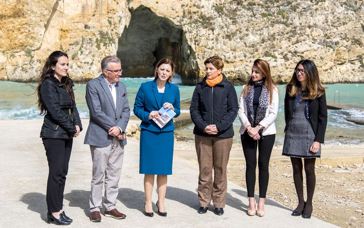 Dwejra activities to mark first anniversary of Azure Window collapse
