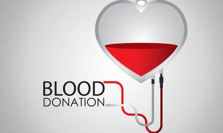 Give blood and help give life to someone who really needs it
