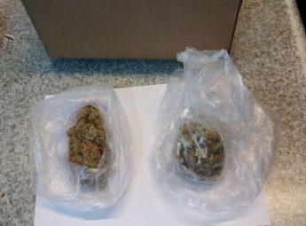 Cannabis seized at Luqa arriving by express freight from Germany