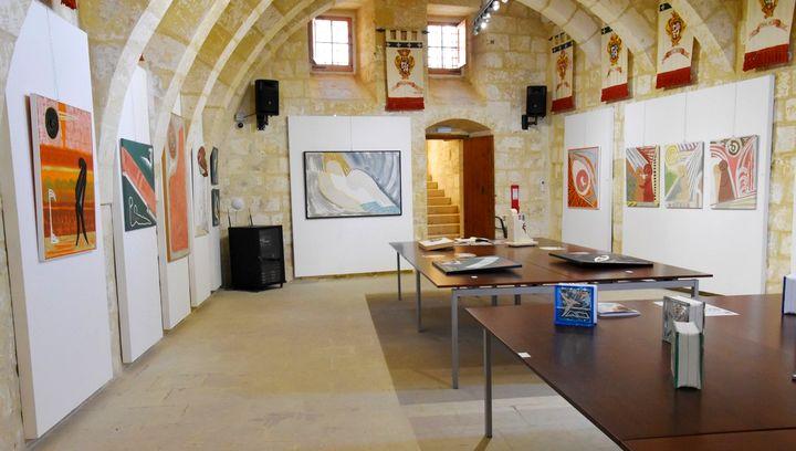 Solo exhibition at the Citadel featuring Italian artist Constanzo Rovati