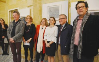 Art exhibition opens in Victoria honouring the Azure Window